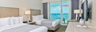 Best Western Premier Tides Hotel Orange Beach AL 2 Queen Beachfront Hotel Room Beach Hotel Room