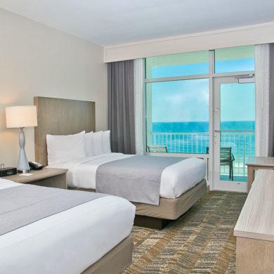 Best Western Premier Tides Hotel Orange Beach AL 2 Queen Beachfront Hotel Room Beach Hotel Room